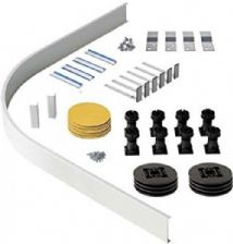 MX Quadrant  Easy Plumb Leg and Plinth Kit up to 1200mm WDH